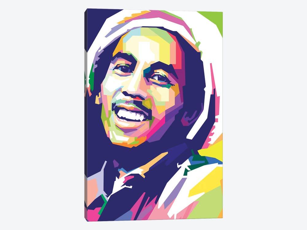 Bob Marley I by Dayat Banggai 1-piece Art Print
