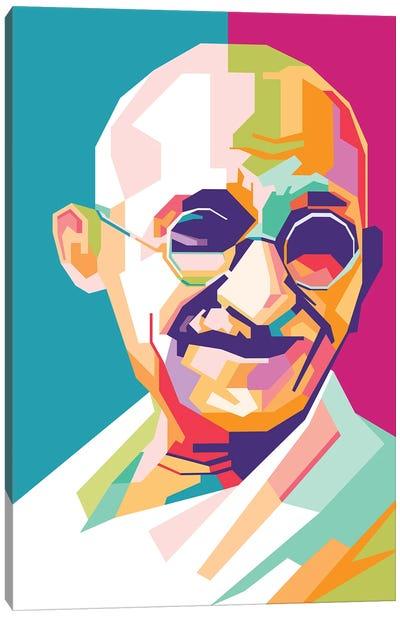 Mahatma Gandhi Canvas Art Print