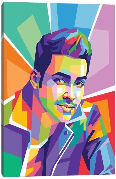 Prince Royce Canvas Art Print