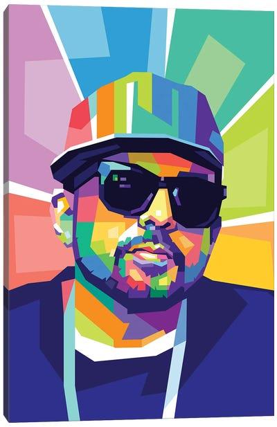 Sean Paul Canvas Art Print