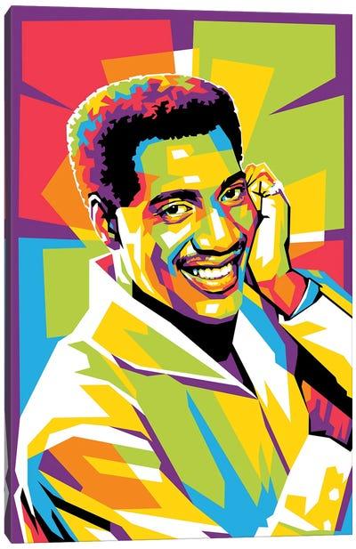 Otis Redding Canvas Art Print