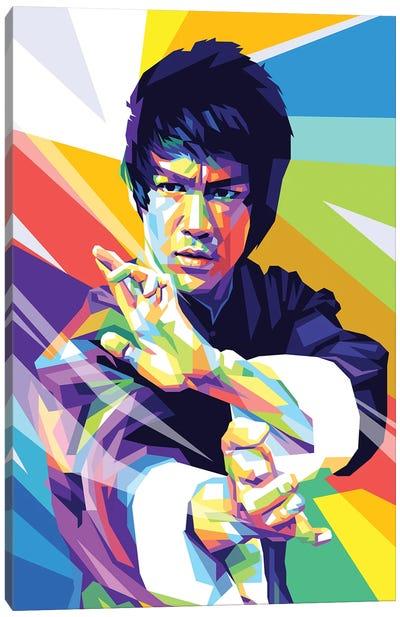 Bruce Lee I Canvas Art Print