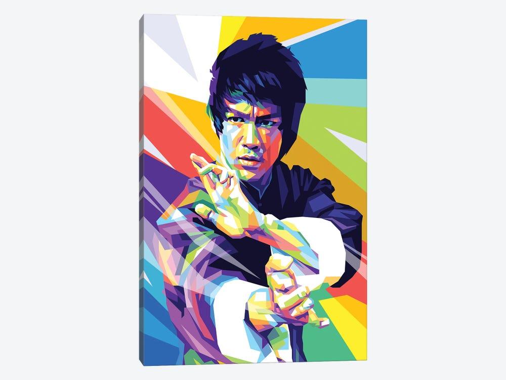 Bruce Lee I by Dayat Banggai 1-piece Art Print