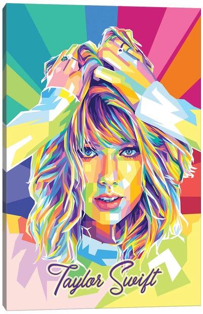 Taylor Swift II Canvas Art Print