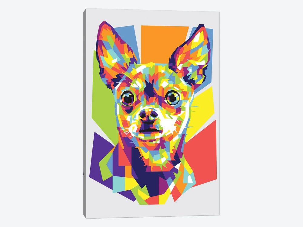 Chihuahua by Dayat Banggai 1-piece Canvas Art Print