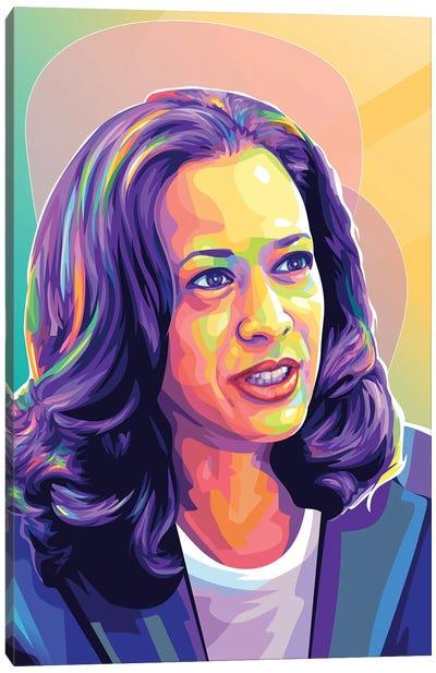 Kamala Harris II Canvas Art Print