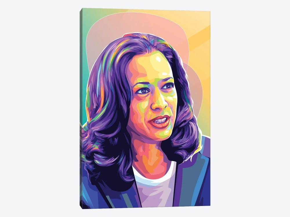 Kamala Harris II by Dayat Banggai 1-piece Art Print