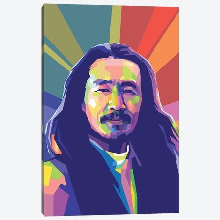 Kitaro Canvas Print #DYB217} by Dayat Banggai Art Print