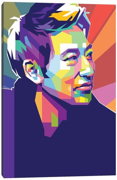 Yiruma Canvas Art Print
