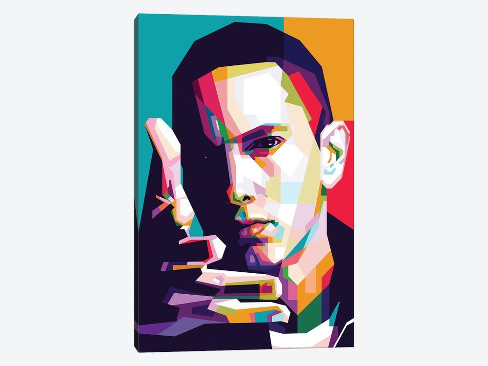 Eminem by Dayat Banggai 1-piece Canvas Art