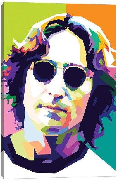 John Lennon II Canvas Art Print