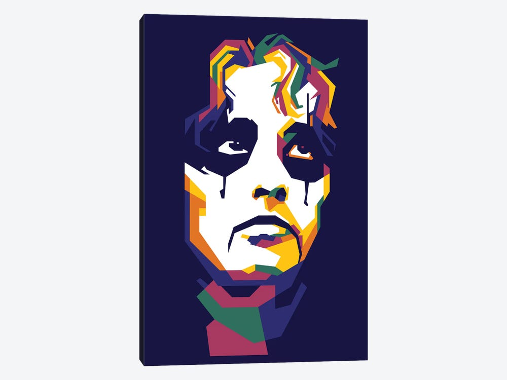 Alice Cooper 1-piece Canvas Wall Art
