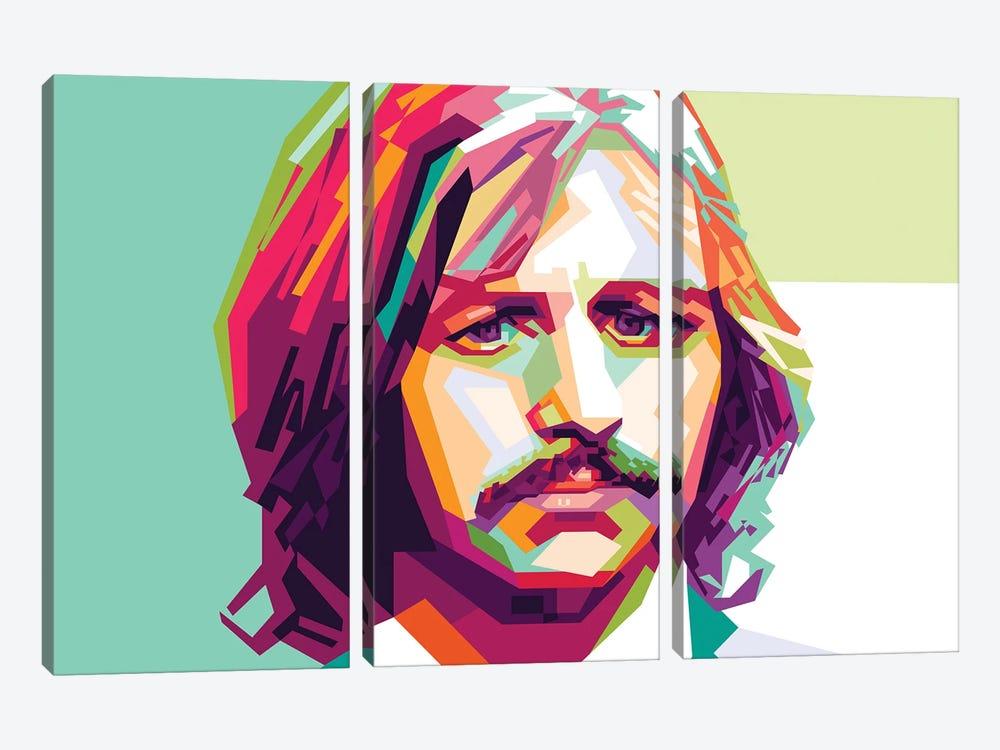 Ringo Starr II by Dayat Banggai 3-piece Art Print