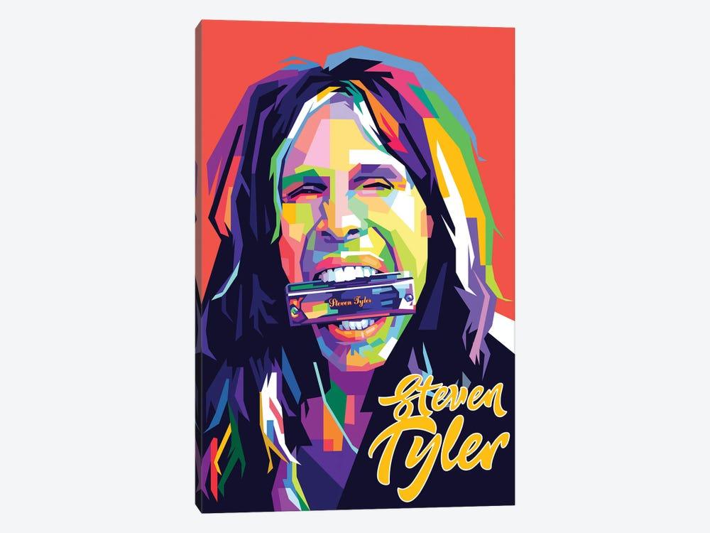 Steven Tyler II by Dayat Banggai 1-piece Art Print