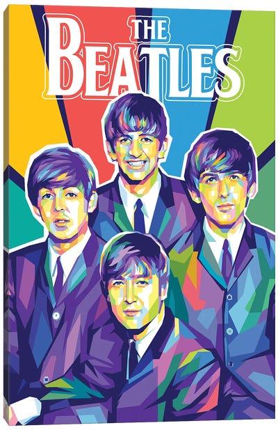 The Beatles I Canvas Art Print