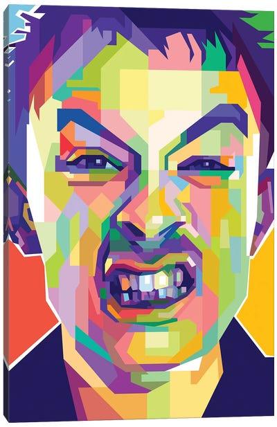 Thom Yorke I Canvas Art Print