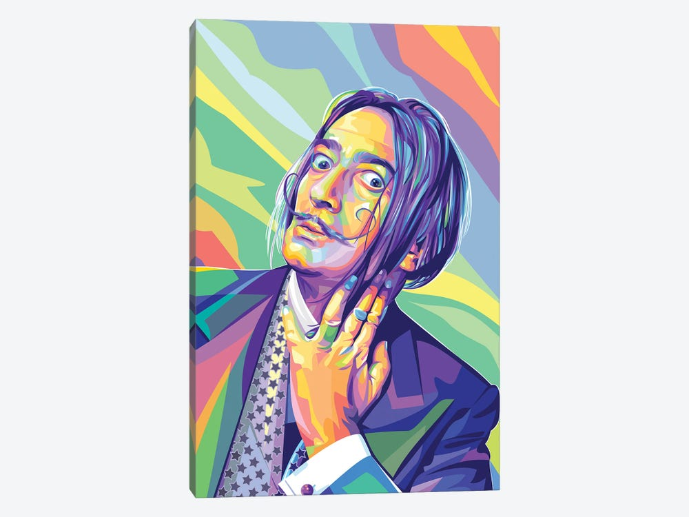 Salvador Dalí 1-piece Art Print
