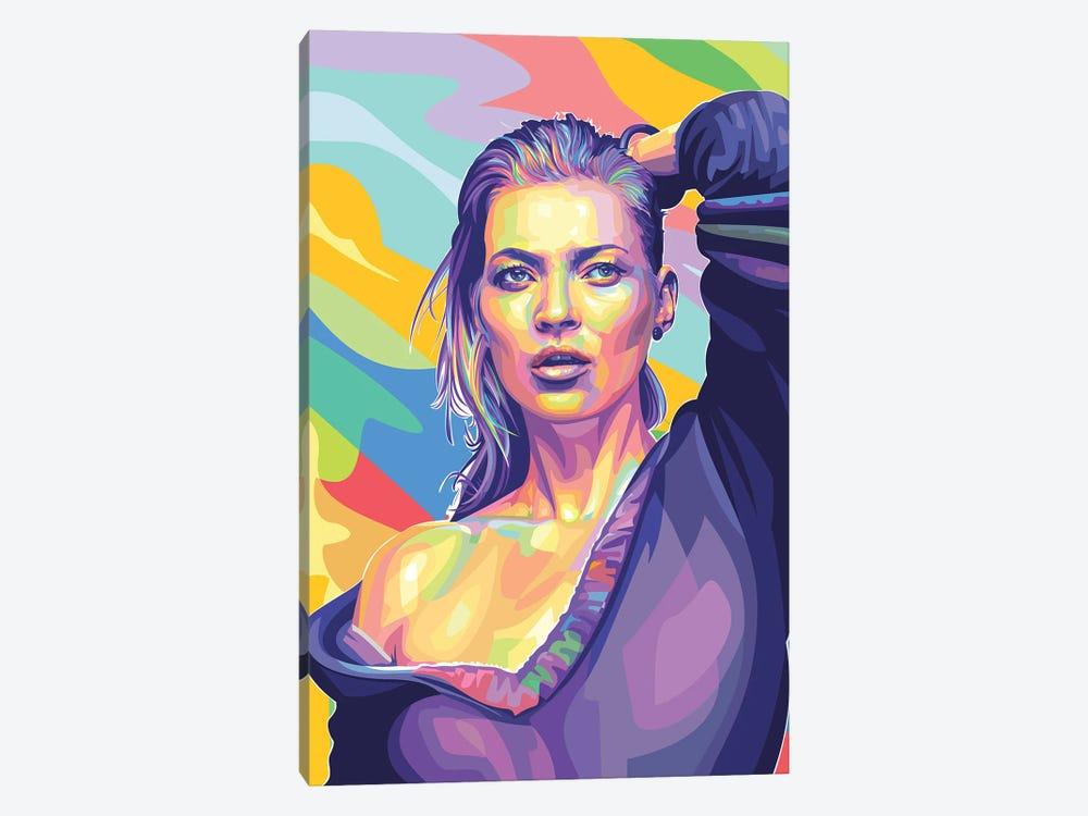 Kate Moss by Dayat Banggai 1-piece Canvas Artwork
