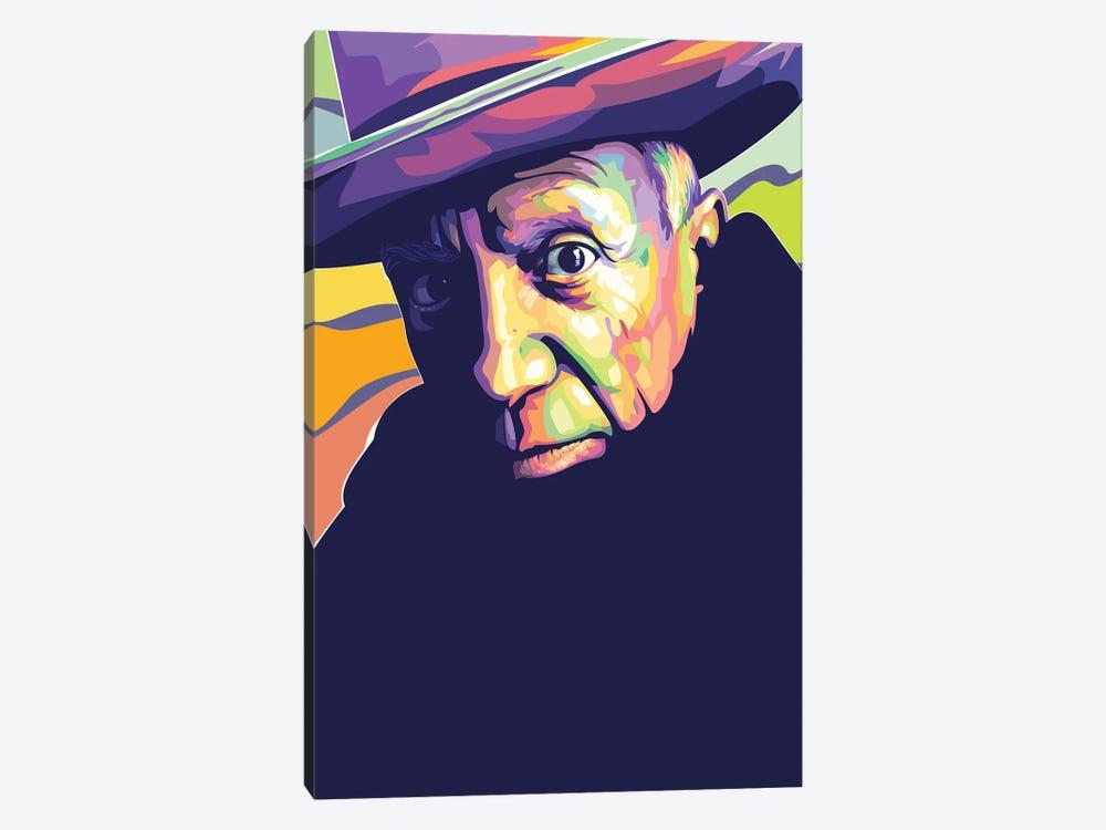 Irving Penn by Dayat Banggai 1-piece Canvas Print
