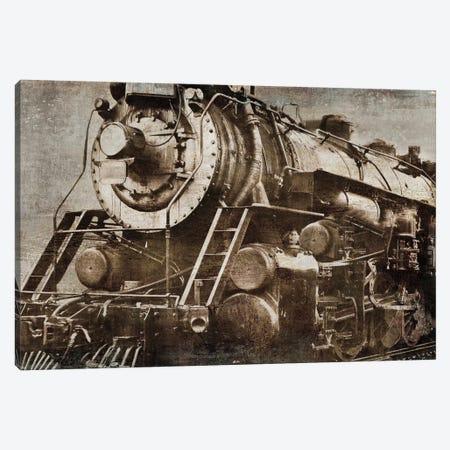 Locomotive Canvas Print #DYM13} by Dylan Matthews Canvas Art