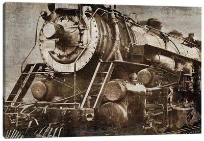 Locomotive Canvas Print #DYM13