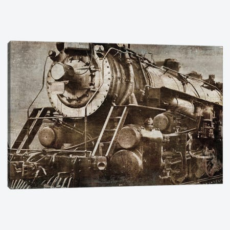 Locomotive Canvas Print #DYM13} by Dylan Matthews Canvas Art