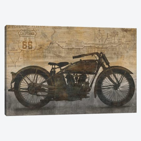 Ride Canvas Print #DYM18} by Dylan Matthews Canvas Art