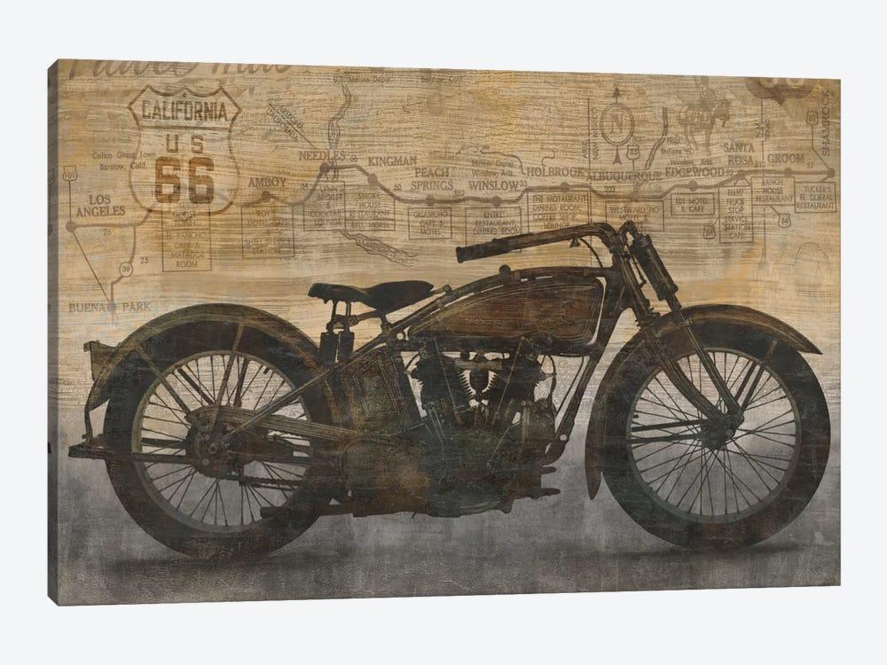 Ride by Dylan Matthews 1-piece Canvas Wall Art