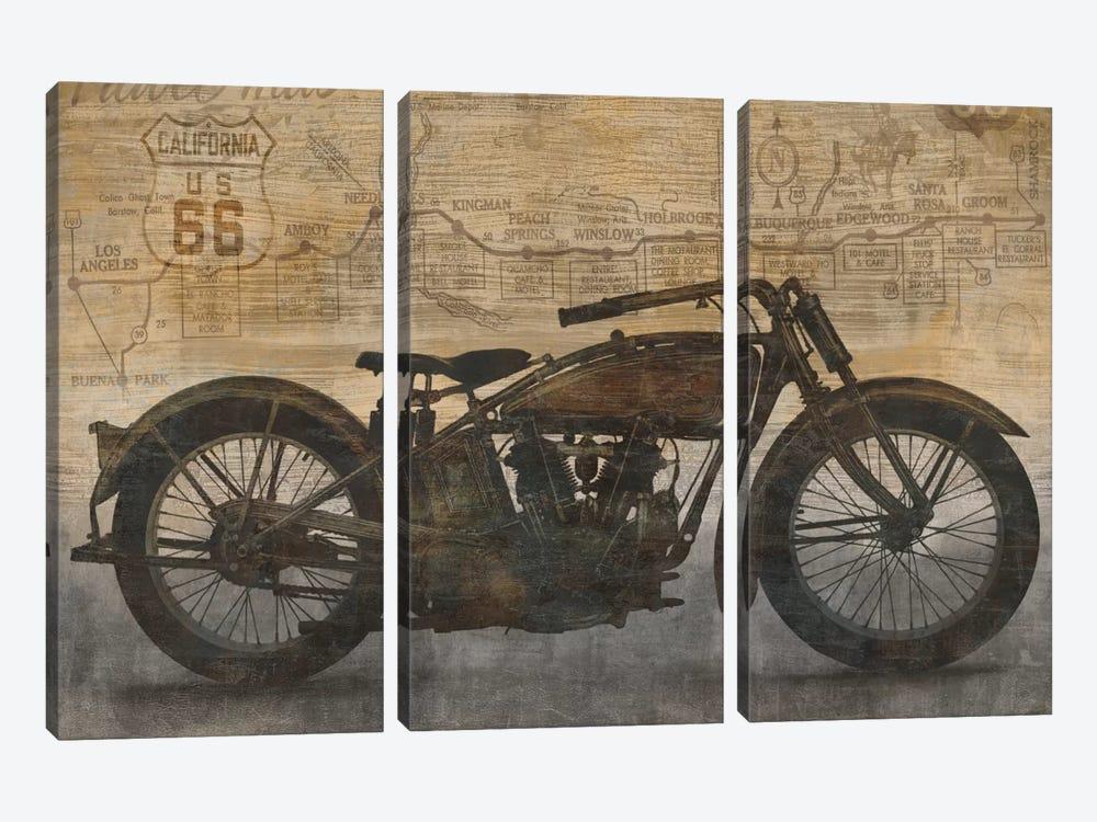 Ride by Dylan Matthews 3-piece Canvas Artwork