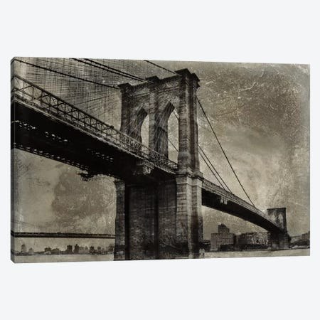 Bridge I Canvas Print #DYM1} by Dylan Matthews Canvas Art