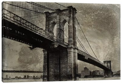 Bridge I Canvas Art Print