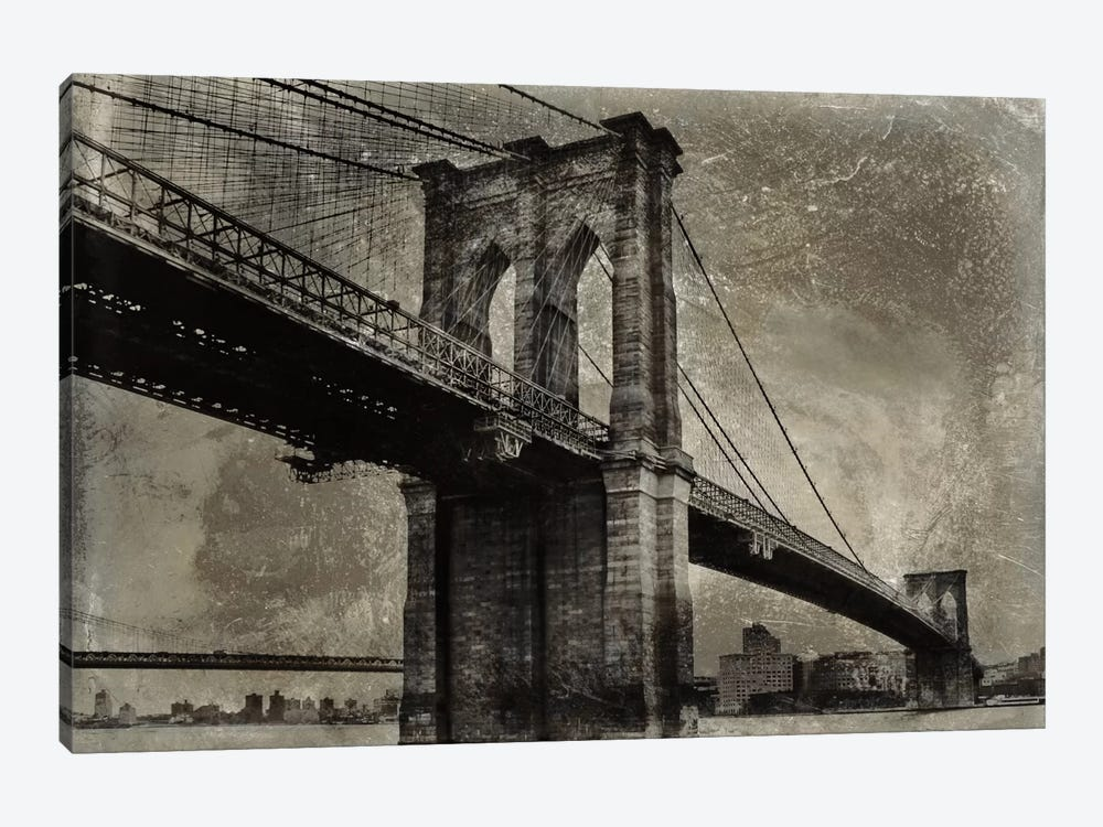 Bridge I by Dylan Matthews 1-piece Canvas Art