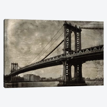 Bridge II Canvas Print #DYM2} by Dylan Matthews Canvas Artwork