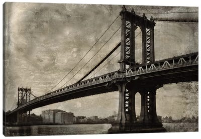 Bridge II Canvas Art Print