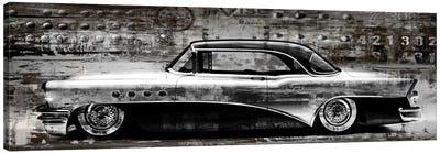 Classic Ride Canvas Art Print