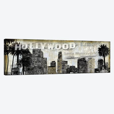 L.A. Perspectives Canvas Print #DYM8} by Dylan Matthews Canvas Artwork