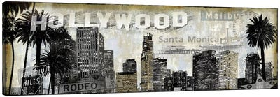L.A. Perspectives Canvas Art Print