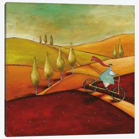 Feel Good I Canvas Print #DYN1} by Stacy Dynan Canvas Print
