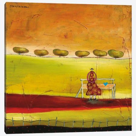 Feel Good III Canvas Print #DYN3} by Stacy Dynan Canvas Art Print