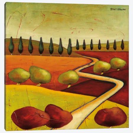 Roads IV Canvas Print #DYN8} by Stacy Dynan Canvas Print
