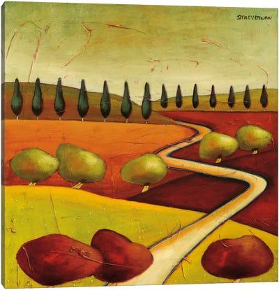Roads IV Canvas Art Print