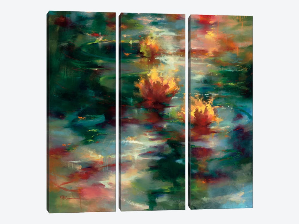 East End by Donna Young 3-piece Canvas Artwork