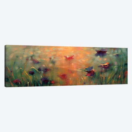 Mystical Memory Canvas Print #DYO2} by Donna Young Canvas Wall Art