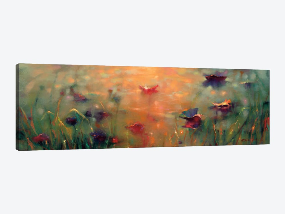 Mystical Memory by Donna Young 1-piece Canvas Art Print