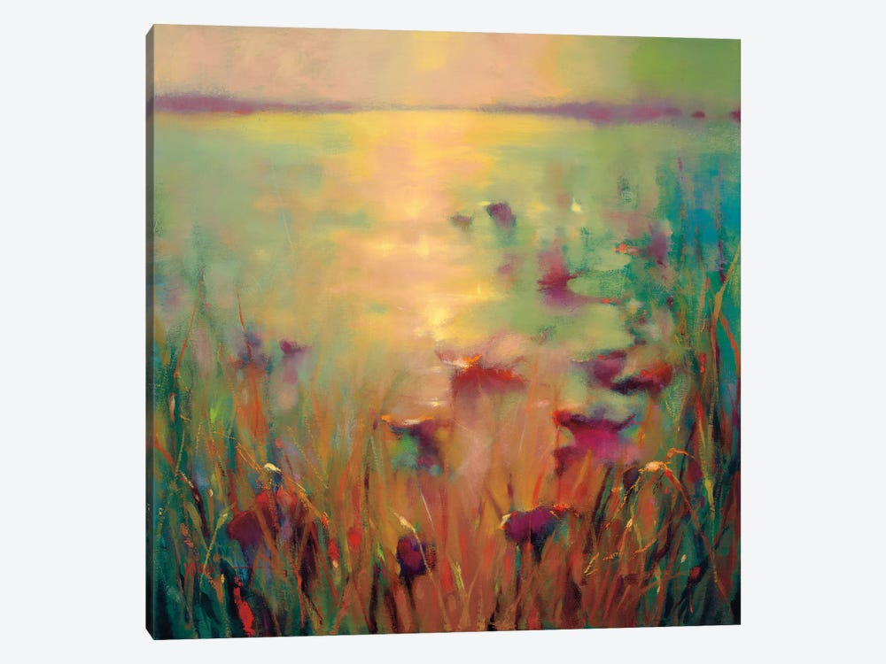 Morning by Donna Young 1-piece Canvas Art