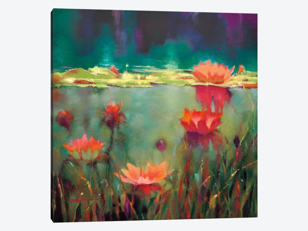 Nightfall by Donna Young 1-piece Art Print