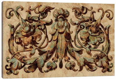 Patina II Canvas Art Print