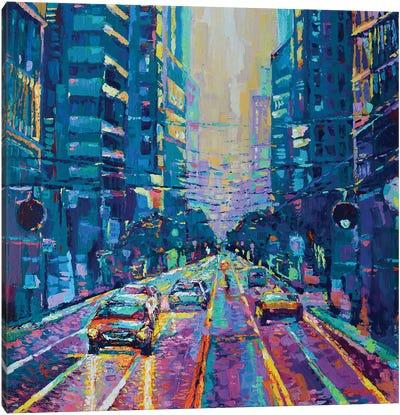 Streets of San Francisco I Canvas Art Print