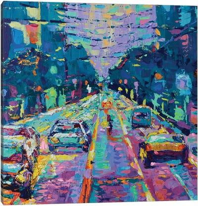 Streets of San Francisco II Canvas Art Print