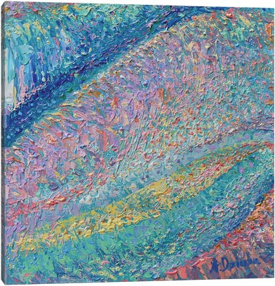 Bloom Diptych II Canvas Art Print
